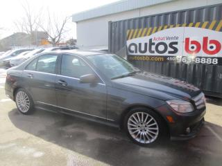 Used 2010 Mercedes-Benz C-Class 4dr Sdn C 250 4MATIC for sale in Laval, QC