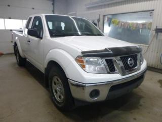 Used 2010 Nissan Frontier SE V6 for sale in St-Raymond, QC