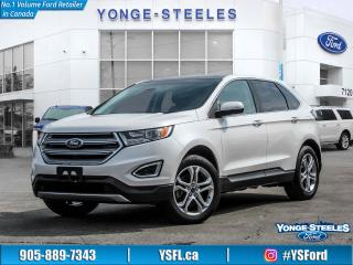 Used 2016 Ford Edge Titanium for sale in Thornhill, ON