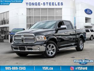 Used 2015 RAM 1500 Laramie for sale in Thornhill, ON