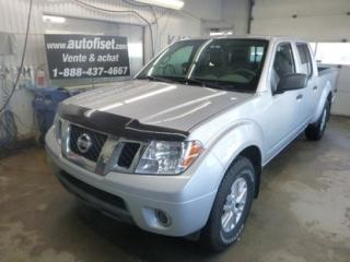 Used 2014 Nissan Frontier SV for sale in St-Raymond, QC