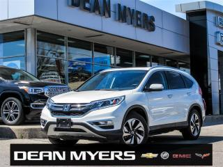 Used 2016 Honda CR-V Touring for sale in North York, ON