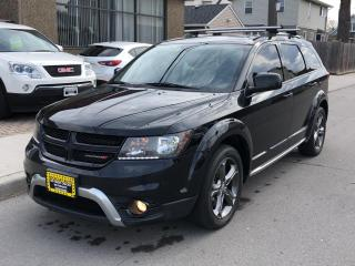 Used 2015 Dodge Journey FWD 4DR CROSSROAD for sale in Hamilton, ON