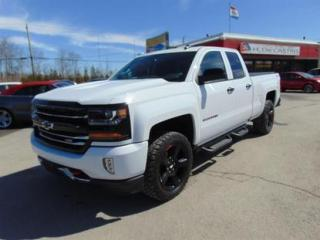Used 2017 Chevrolet Silverado 1500 Awd Double Cab Lt for sale in Châteauguay, QC