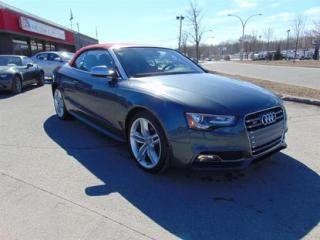 Used 2016 Audi S5 PROGRESSIV S-LINE for sale in Châteauguay, QC