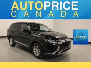Used 2019 Mitsubishi Outlander ES REAR CAM|AWD|ALLOYS for sale in Mississauga, ON