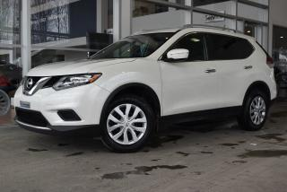 Used 2015 Nissan Rogue S Bluetooth Camera for sale in St-Jérôme, QC