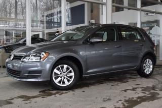 Used 2015 Volkswagen Golf Trendline A/c for sale in St-Jérôme, QC