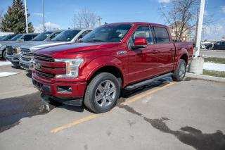 Used 2019 Ford F-150 Lariat FX4 Off-Road Package, Sunroof, Tough Bed Spray-In Bedliner, Tailgate Step with Tailgate Lift Assist, for sale in Okotoks, AB