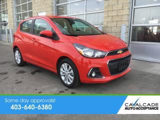 Used 2017 Chevrolet Spark 1LT CVT for sale in Calgary, AB
