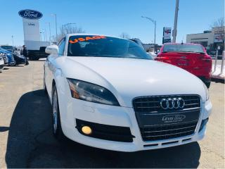 Used 2008 Audi TT COUPE ,PAS CHER WOW for sale in Lévis, QC