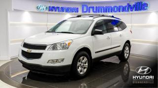 Used 2010 Chevrolet Traverse 1LS + 117 898 KM + MAGS + CRUISE + WOW ! for sale in Drummondville, QC