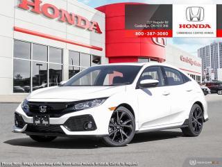 New 2019 Honda Civic Sport SPORT for sale in Cambridge, ON