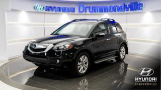 Used 2011 Acura RDX SH-AWD + TECH + GARANTIE + NAVI + CAMÉRA for sale in Drummondville, QC