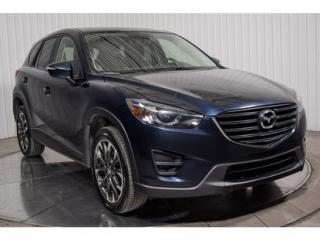 Used 2016 Mazda CX-5 GT AWD CUIR TOIT for sale in Saint-hubert, QC