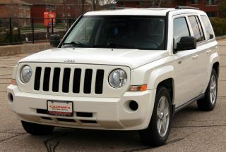 Used 2010 Jeep Patriot Sport/North Sunroof | CERTIFIED for sale in Waterloo, ON