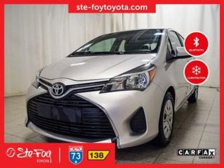 Used 2016 Toyota Yaris LE A/C for sale in Québec, QC