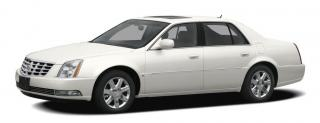 Used 2009 Cadillac DTS for sale in Ottawa, ON