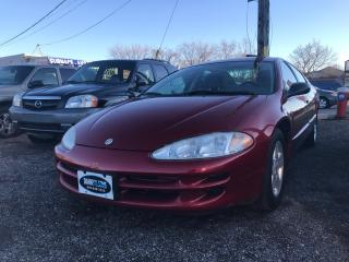 Used 2003 Chrysler Intrepid SE for sale in Mississauga, ON