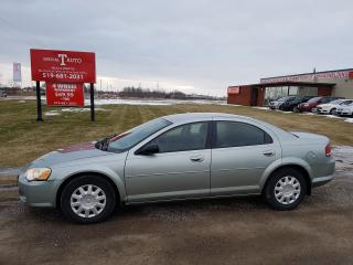 Used 2004 Chrysler Sebring LX for sale in London, ON