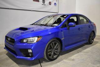 Used 2017 Subaru WRX AWD for sale in Sherbrooke, QC