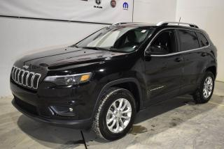 Used 2019 Jeep Cherokee North 4x4 Bluetooth+2.4 litres 9 vitesses for sale in Sherbrooke, QC