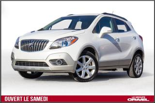 Used 2015 Buick Encore Premium Awd Gps for sale in Ile-des-Soeurs, QC