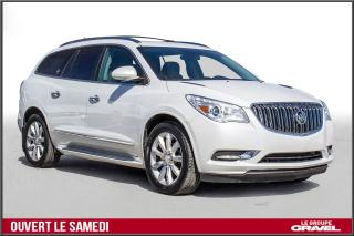 Used 2016 Buick Enclave Premium Nav for sale in Ile-des-Soeurs, QC
