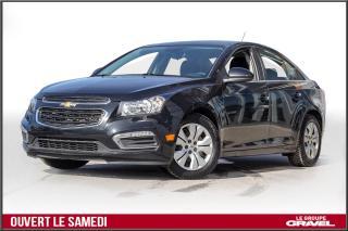 Used 2016 Chevrolet Cruze Lt 1lt Gar. Prol for sale in Ile-des-Soeurs, QC