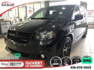 Used 2018 Dodge Grand Caravan Gt Cuir A/c Grp for sale in Québec, QC
