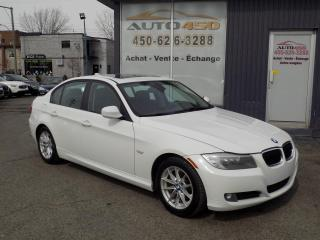 Used 2011 BMW 3 Series ***CUIR,TOIT OUVRANT,BLUETOOTH*** for sale in Longueuil, QC