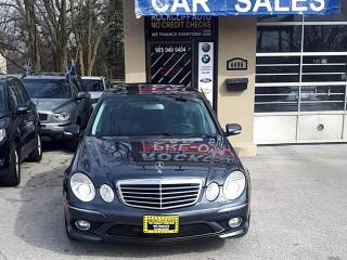 Used 2009 Mercedes-Benz E-Class 4dr Sdn 3.5L 4MATIC for sale in Markham, ON