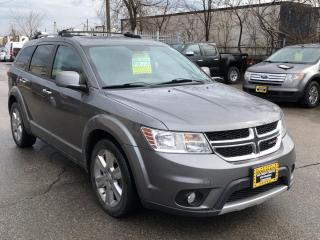 Used 2012 Dodge Journey AWD 4dr R/T for sale in Oakville, ON