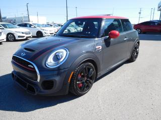 Used 2016 MINI Cooper John Cooper Works, MAGS, NAV, TOIT, CUIR, A/C for sale in Mirabel, QC