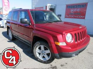 Used 2011 Jeep Patriot Sport/North A/C GR ELECT BAS KIL0 GARANTIE 6 MOIS for sale in St-Jérôme, QC