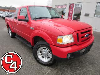 Used 2007 Ford Ranger SPORT A/C for sale in St-Jérôme, QC