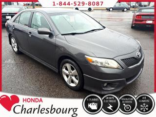 Used 2010 Toyota Camry SE ***ENSEMBLE DE JUPES TOYOTA*** for sale in Charlesbourg, QC