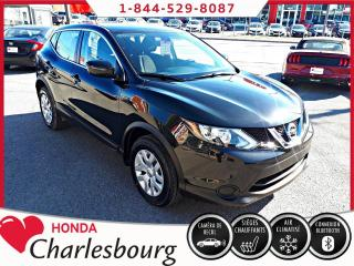 Used 2018 Nissan Qashqai S ***MANUEL***23 140 KM*** for sale in Charlesbourg, QC