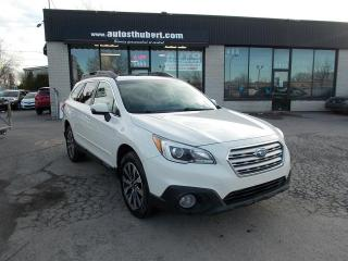Used 2015 Subaru Outback 3.6R LIMITED GROUPE TECHNOLOGIE AWD for sale in St-Hubert, QC