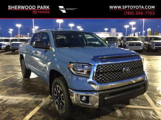 New 2019 Toyota Tundra TRD OFF-ROAD for sale in Sherwood Park, AB