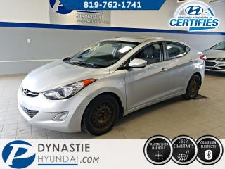 Used 2013 Hyundai Elantra GL for sale in Rouyn-Noranda, QC