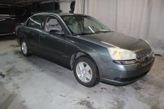 Used 2005 Chevrolet Malibu Berline 4 portes (GROUPE ELECTRIQUE,BAS for sale in St-Constant, QC