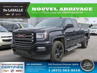 Used 2017 GMC Sierra 1500 for sale in Lasalle, QC