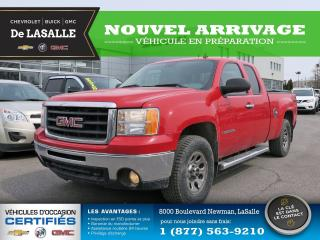 Used 2009 GMC Sierra 1500 Work Truck for sale in Lasalle, QC