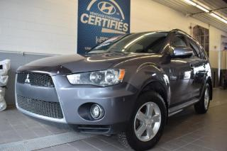Used 2010 Mitsubishi Outlander LS AWD for sale in St-Eustache, QC