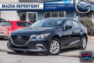 Used 2015 Mazda MAZDA3 GS MAGS CAMERA for sale in Repentigny, QC