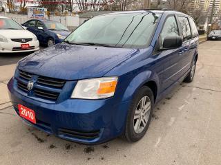 Used 2010 Dodge Grand Caravan SE for sale in Hamilton, ON