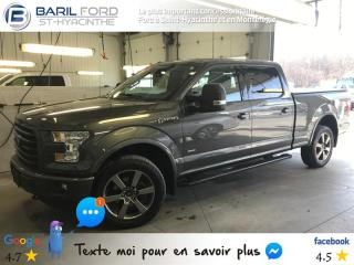 Used 2015 Ford F-150 AWD SUPERCREW 157 for sale in St-Hyacinthe, QC