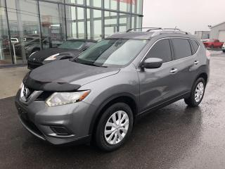Used 2016 Nissan Rogue S, AWD, A/C, CERTIFIABLE for sale in Lévis, QC
