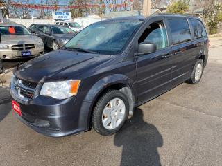 Used 2013 Dodge Grand Caravan SE for sale in Hamilton, ON